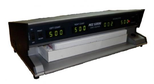 Dynetics Dynetics PCC5350G Credit Card Counter